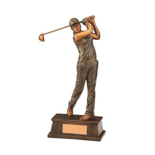 The Classical Female Golf Award 190mm
